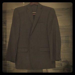 Men's Calvin Klein wool 2 button sport jacket